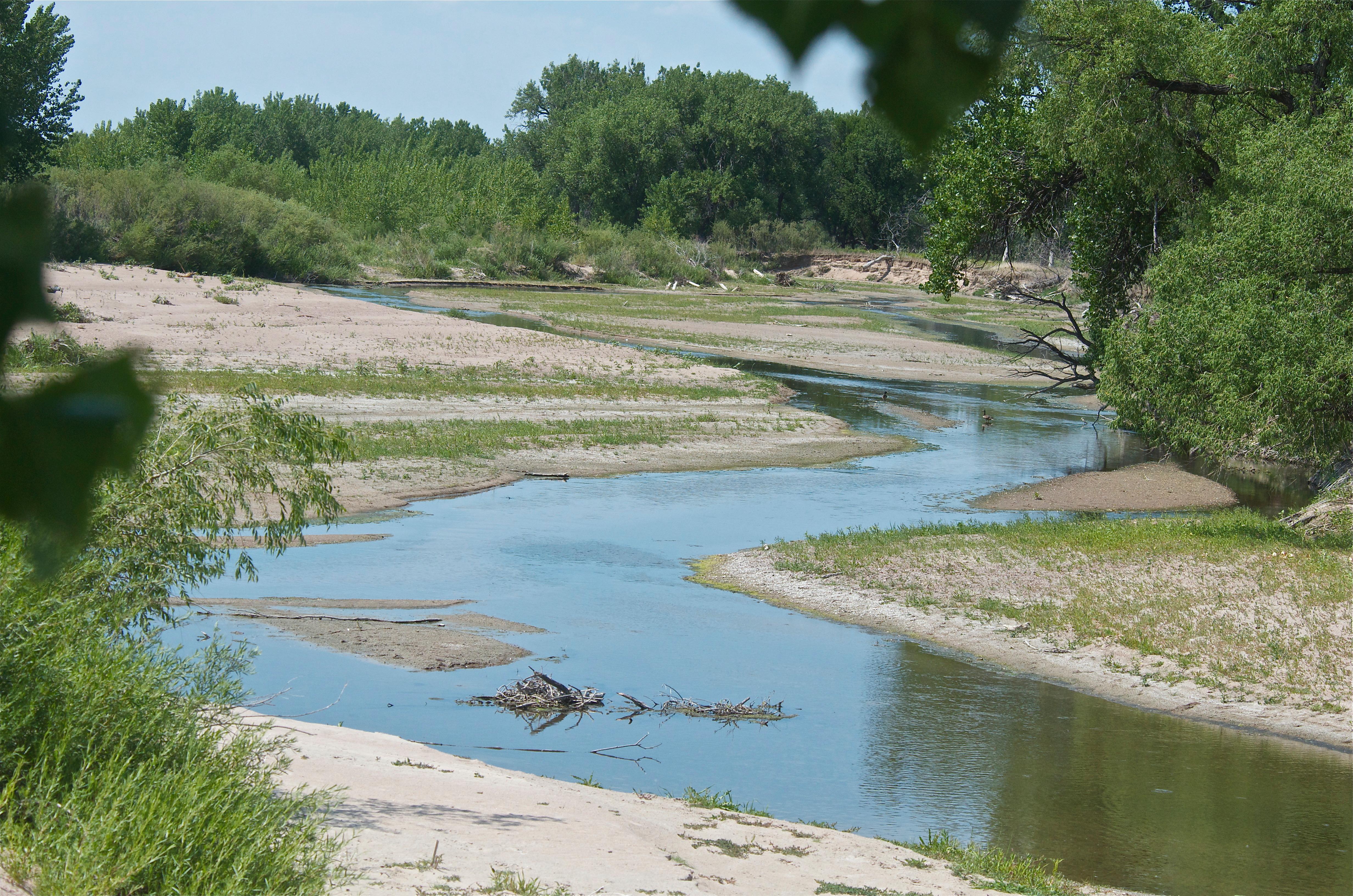 S. Platte at Bravo 34 Spillway (6-13-12)